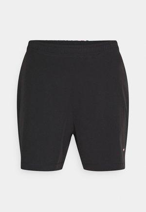 TRAINING SHORT - Krótkie spodenki sportowe - black