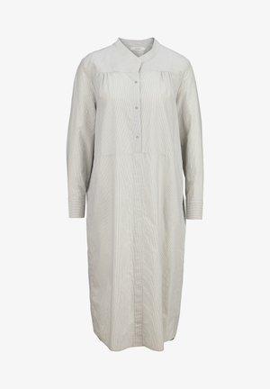 Shirt dress - glacier