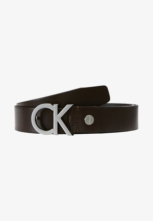 BUCKLE BELT - Belt - brown