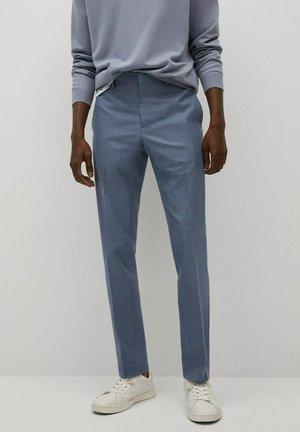 Suit trousers - indigoblau