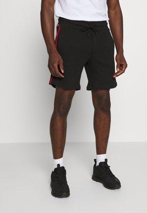 JJIRONNY - Shorts - black
