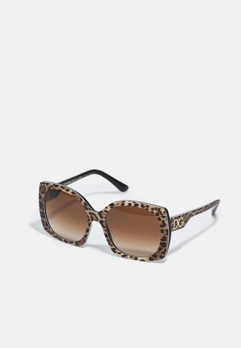 Dolce&Gabbana - Sunglasses - brown/black
