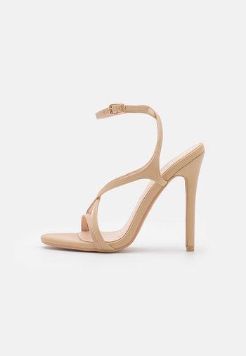 MEREDIE - Sandals - nude