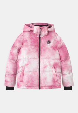 Winter jacket - soft pink