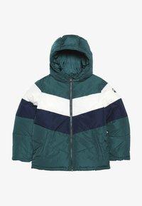 Benetton - Winter jacket - green - 2