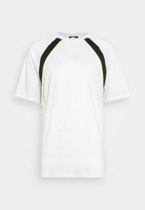 DNA - Print T-shirt - white/black