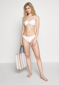 YAS - YASIVORY STRUCTURE BRAZIL - Bikini bottoms - white - 1