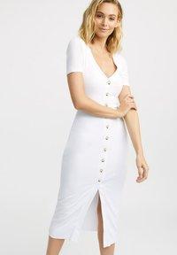Kookai - Shift dress - z blanc - 0