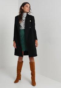mint&berry - Classic coat - black - 1