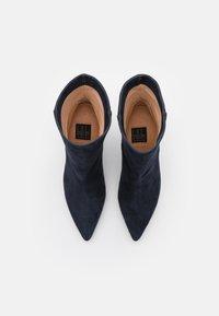 Billi Bi - Kotníkové boty - amalfi navy - 5