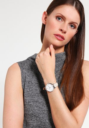 JACQUELINE - Watch - offwhite/silver-coloured