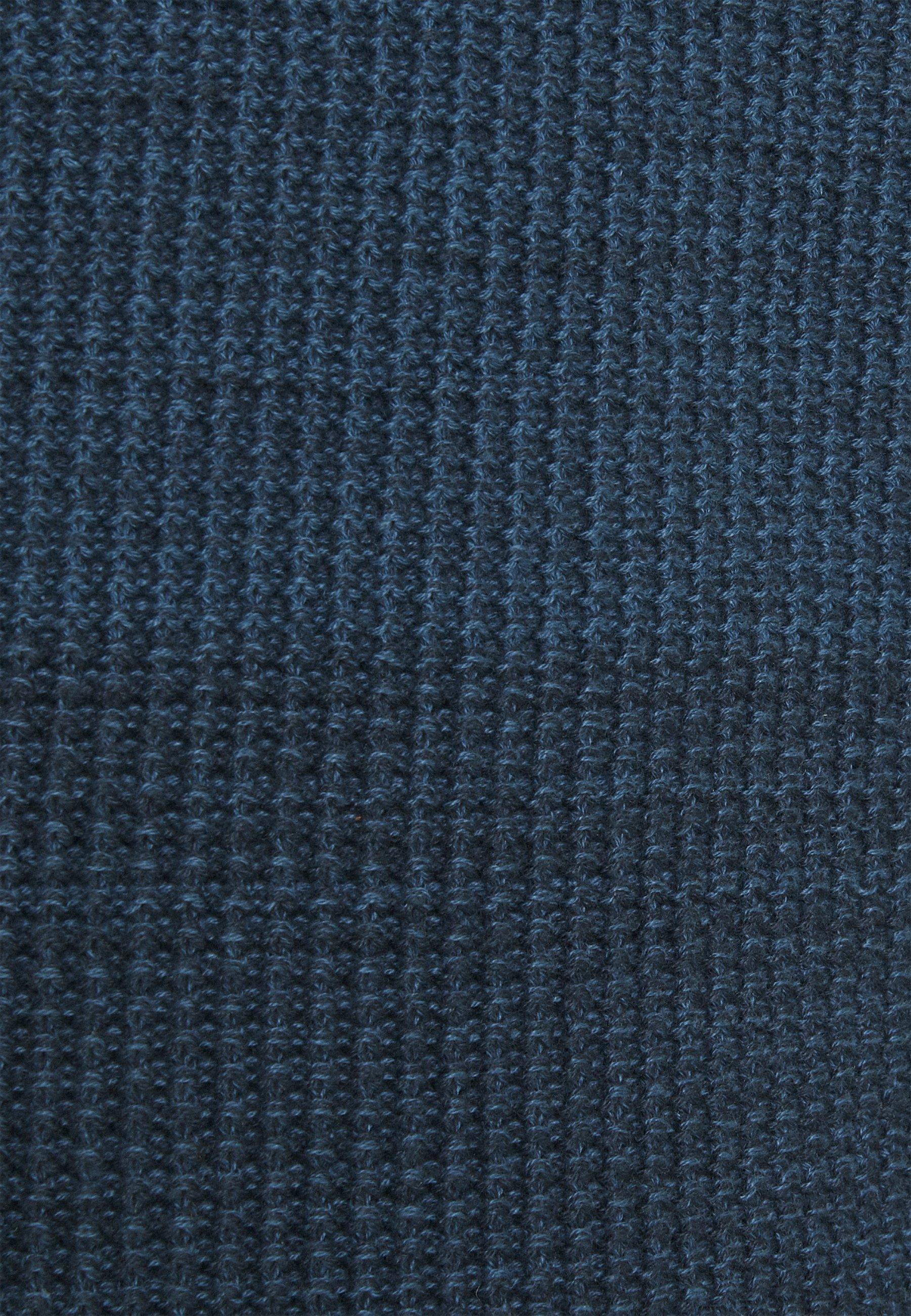 Indicode Jeans Dale - Strickpullover Navy
