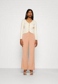 Fashion Union - CALICO CARDI - Cardigan - off white - 1