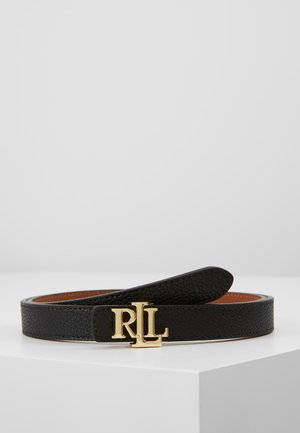 Riem - black/tan