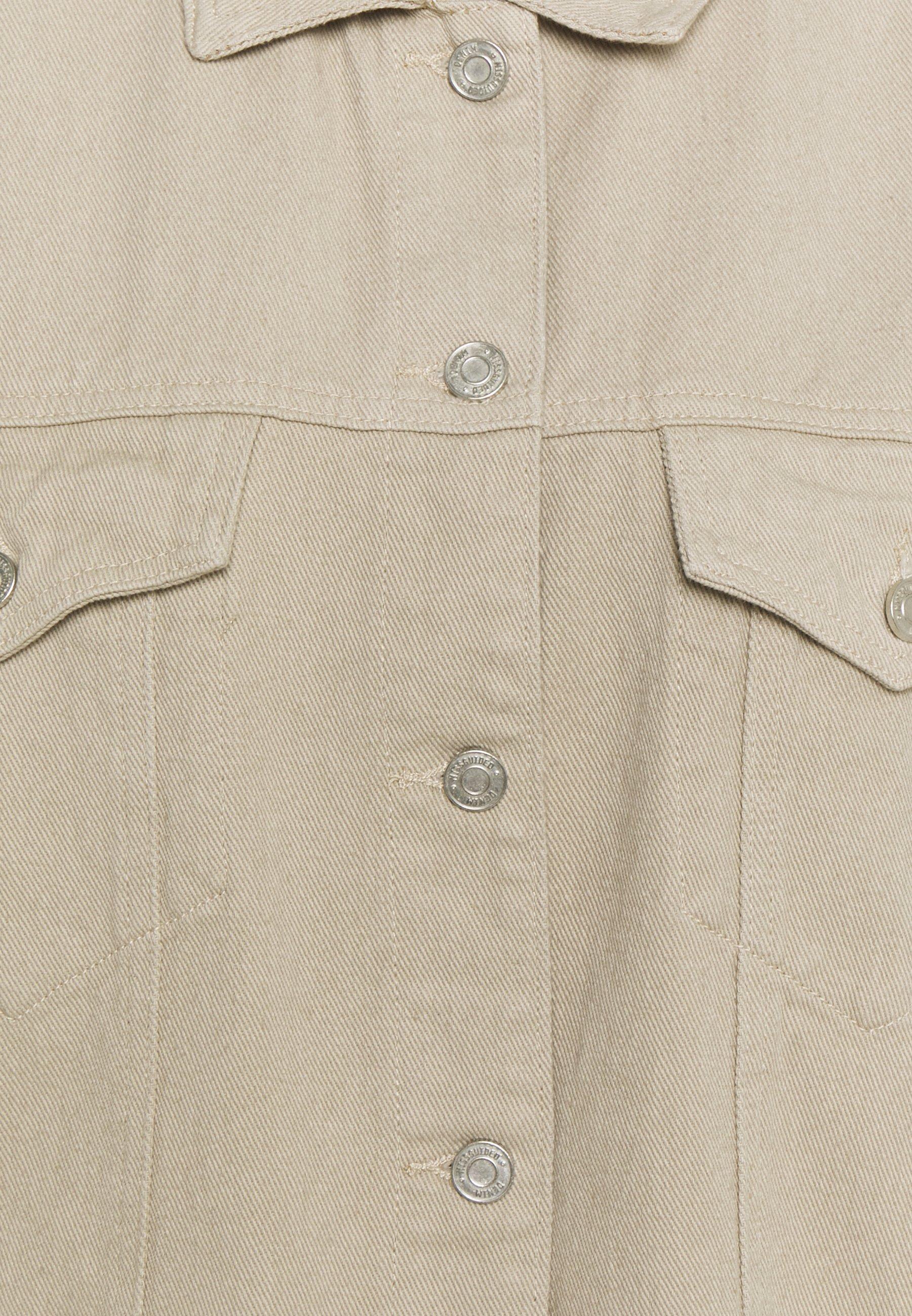 Women SPLICED JACKET - Summer jacket