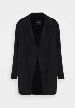 OVERLAY NEW DIVID - Short coat - black
