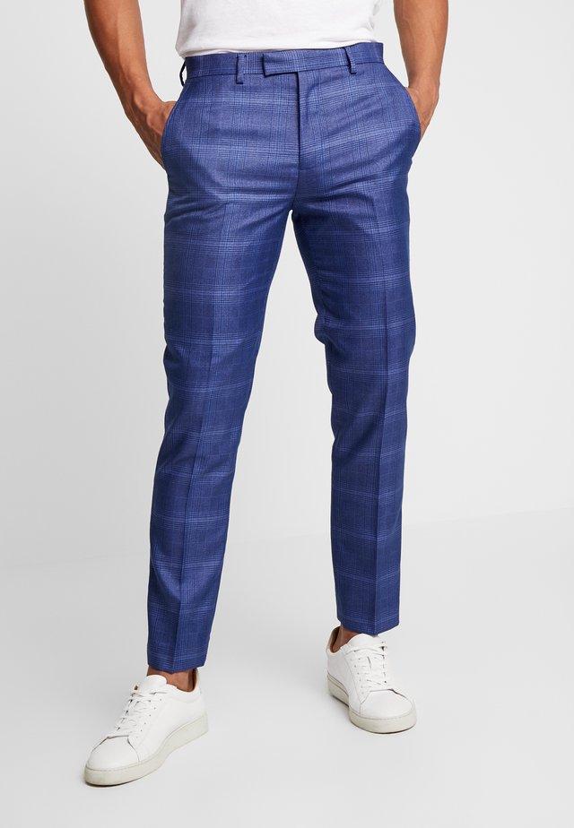 MCGREGGOR  - Pantaloni eleganti - blue