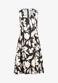 Vera Mont - Day dress - black/cream - 2