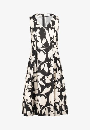 Day dress - black/cream