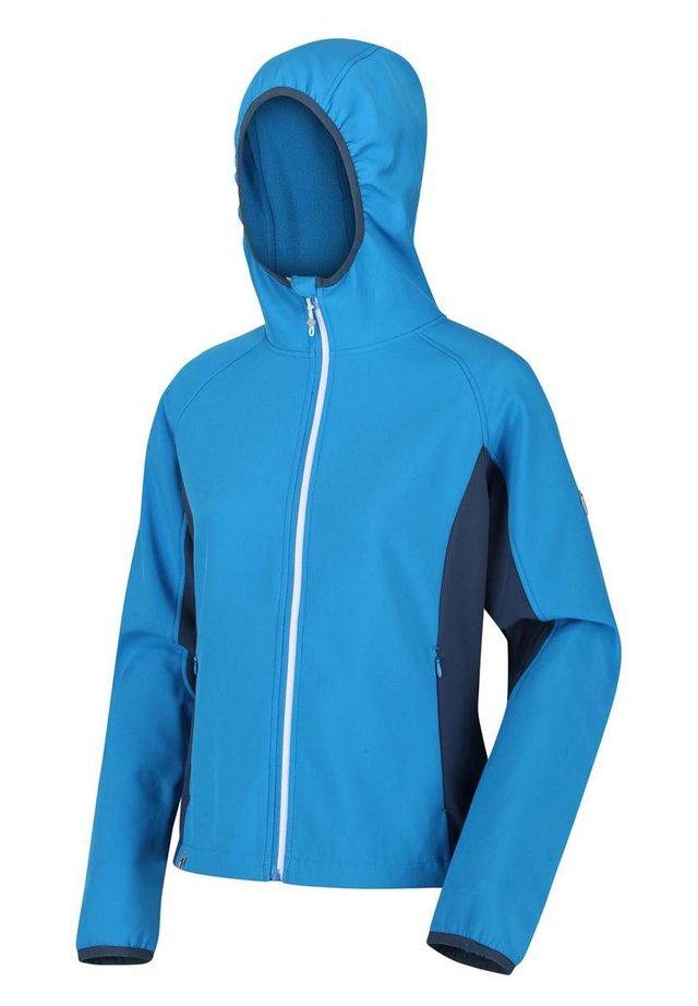AREC  - Soft shell jacket - blue