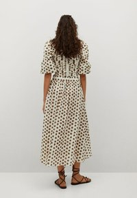 Mango - A-line skirt - offwhite - 2