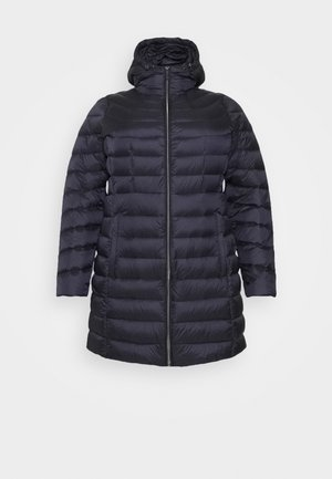PACKABLE PUFFER - Dunfrakker - navy
