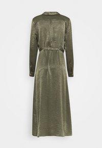 Esqualo - Maxi dress - green - 1