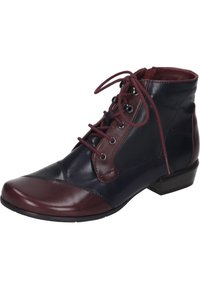 Piazza - Ankle boots - sangria/melanzana - 2
