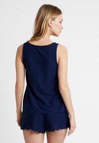 Even&Odd - Pyjama set - dark blue - 2