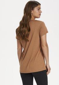 Kaffe - ANNA - Basic T-shirt - thrush - 2
