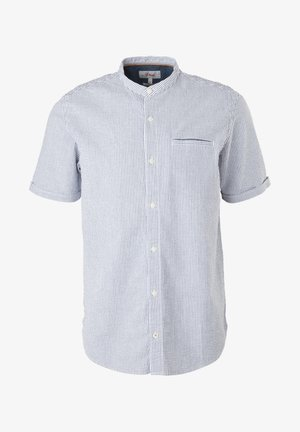 REGULAR - Hemd - medium blue stripes