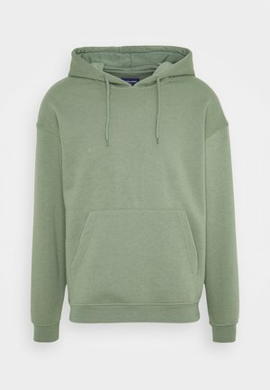 JORBRINK HOOD - Sweatshirt - sea spray