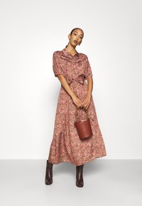 Lily & Lionel - HEATHER DRESS - Skjortekjole - astor olive - 1