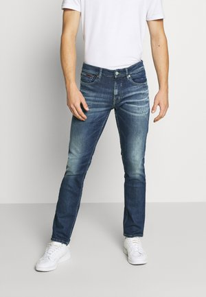 SCANTON  - Slim fit jeans - wisconsin mid blue