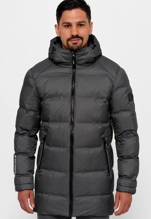 Abrigo de invierno - pewter