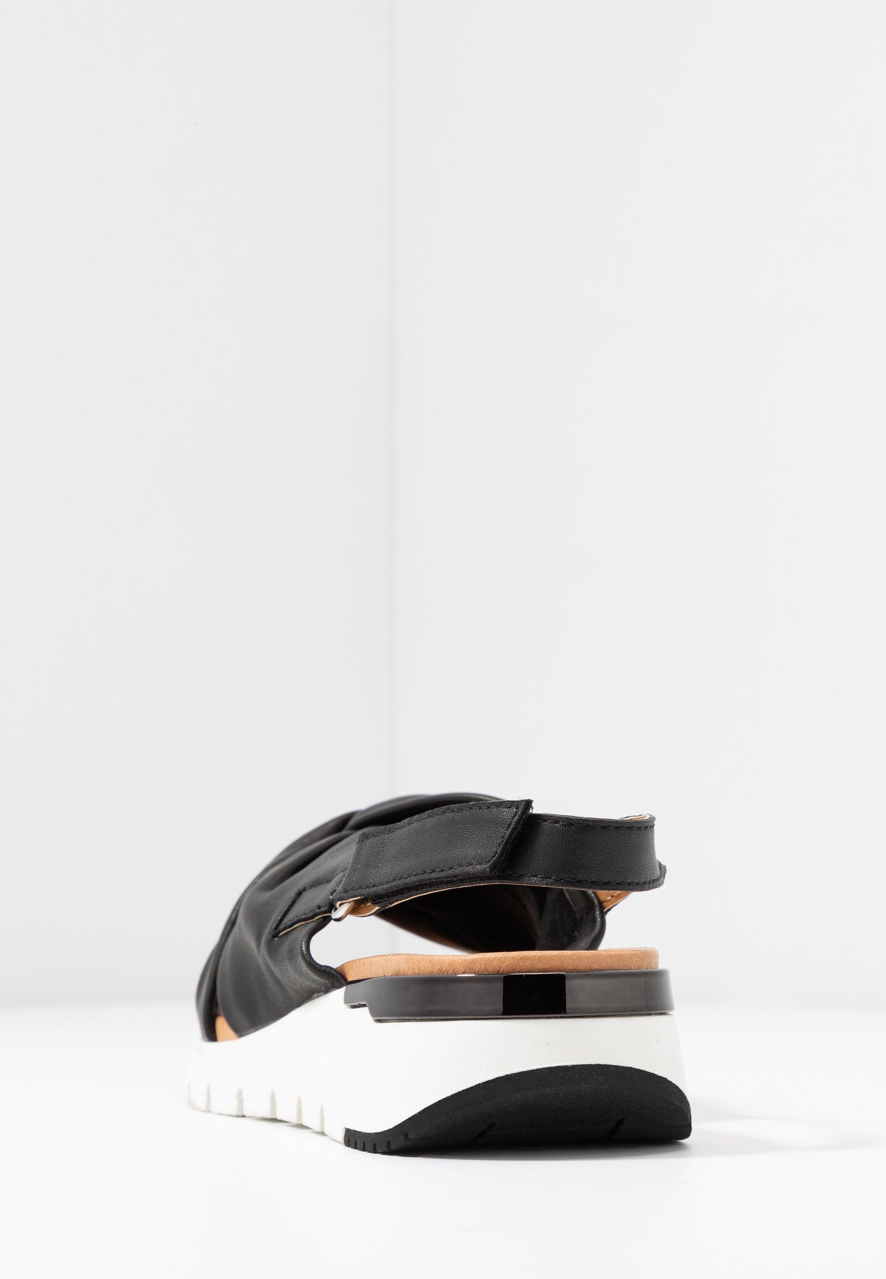 Caprice 9-9-28609-24 - Kilesandaler - black