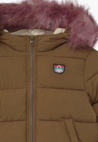 Benetton - FOREST FRIENDS - Zimní bunda - brown - 3