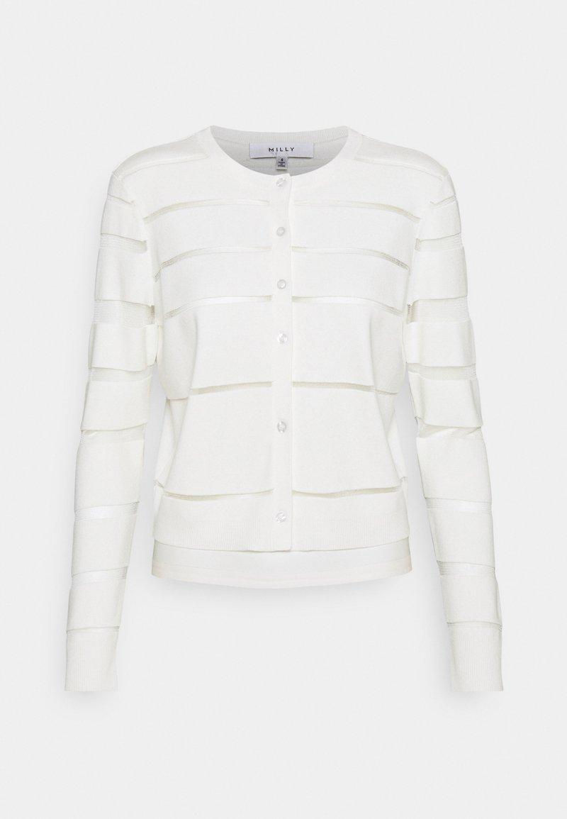 Milly - Chaqueta de punto - white