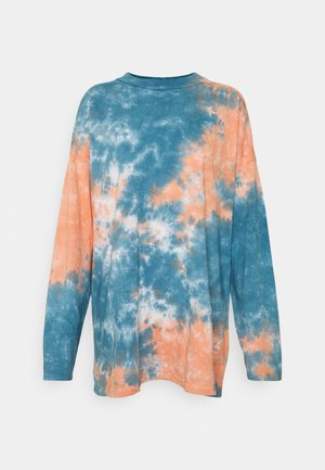 TIE DYE TEE - Camiseta de manga larga - cotton candy