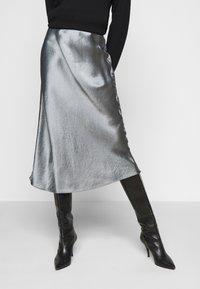 Max Mara Leisure - ALESSIO - Pencil skirt - mittelgrau - 0
