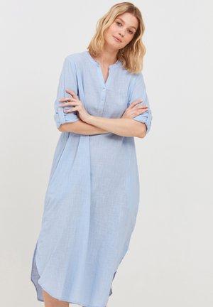 Robe chemise - brunnera blue