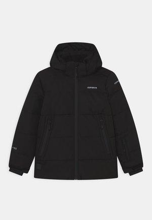LOUIN JR UNISEX - Snowboard jacket - black
