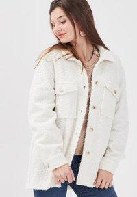 Cache Cache - Fleece jacket - ecru - 3