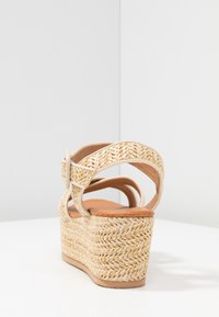 Tata Italia - Platform sandals - beige - 5