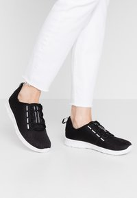 Cloudsteppers by Clarks - STEP ALLENA GO - Sneakers basse - black - 0