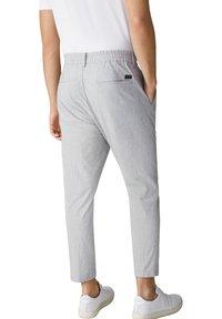 Strellson - BASHY - Trousers - beige meliert - 1