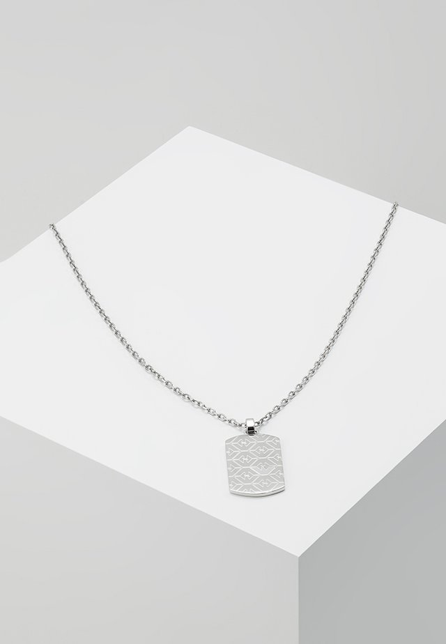 Halskette - silber-coloured