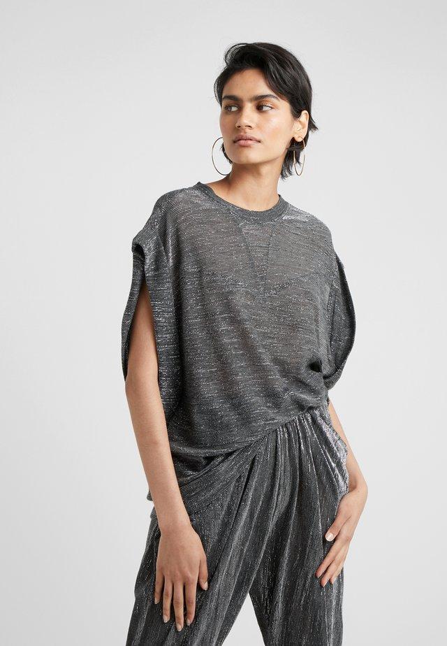 REDCLOUD - Camiseta estampada - black