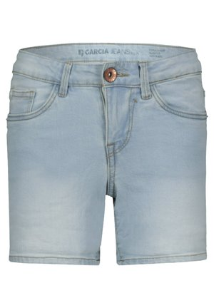 SARA - Denim shorts - bleached (80)