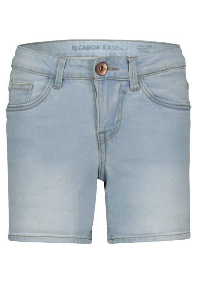 SARA - Jeansshort - bleached (80)